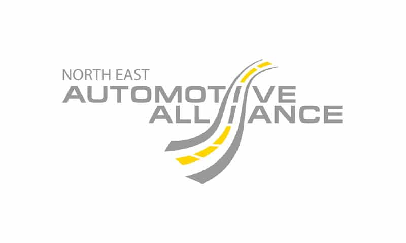 North East Automotive Alliance Logo