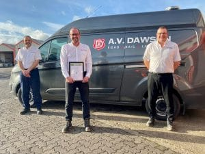 Earned Recognition DVSA